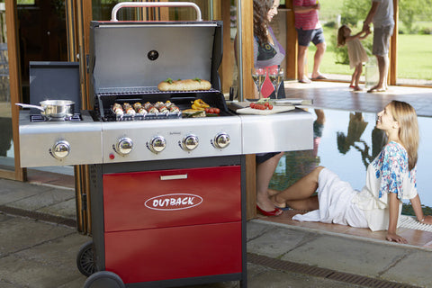 Outback Gas Barbecues