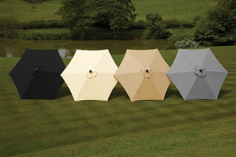 Bracken Outdoors Garden Parasols