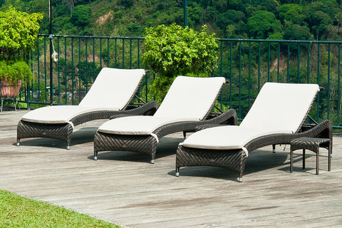 Garden Sunloungers and Sunbeds