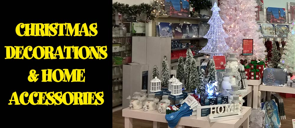 Christmas Home Decorations and Accessories