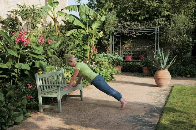 Garden Excercise Ideas