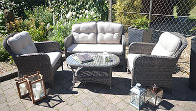 LeisureGrow Marseille Garden Furniture