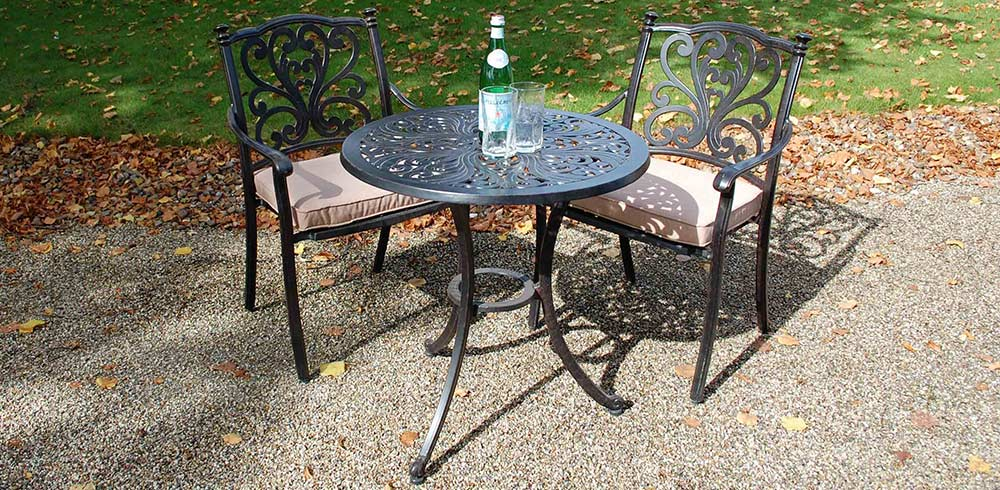 Leisuregrow Devon Metal Garden Furniture