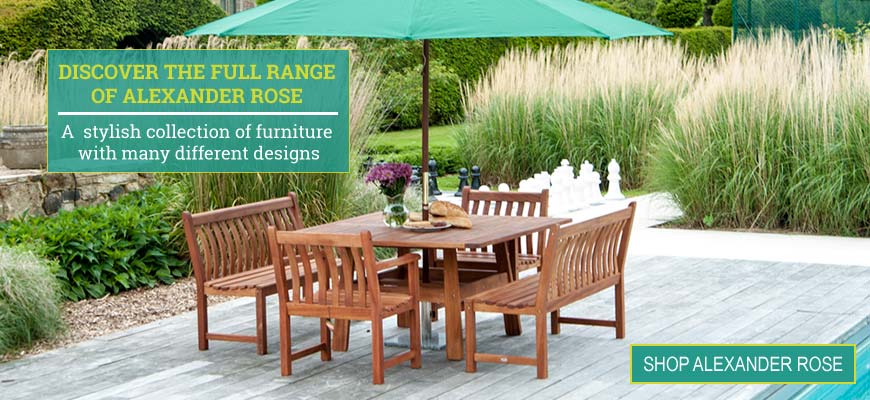 Alexander Rose Garden Furniture