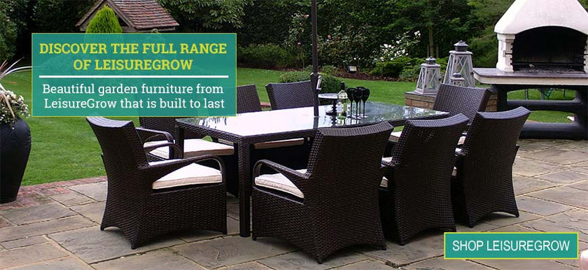 LeisureGrow Garden Furniture