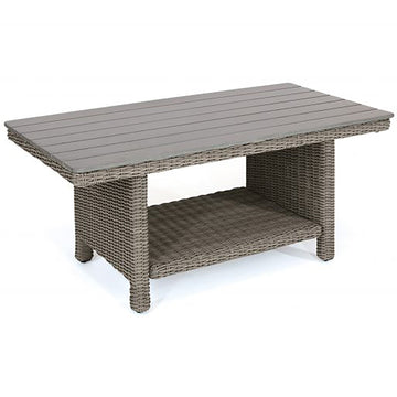 Kettler Palma Rattan Slat Top Coffee Table