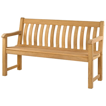 Alexander Rose Roble St George Bench 5ft (1.5m)