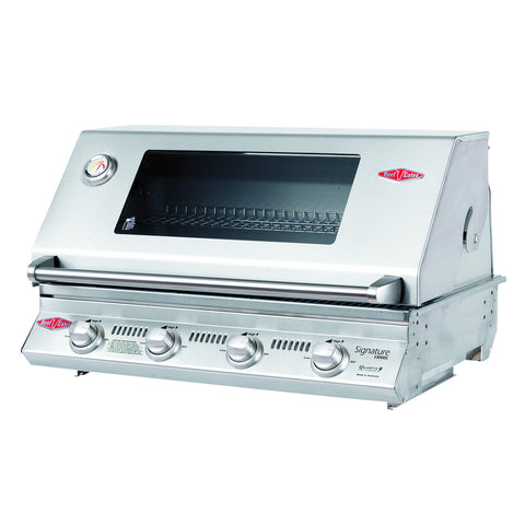 BeefEater Signature S3000S Plus 4 Burner Build-in Gas Barbecue