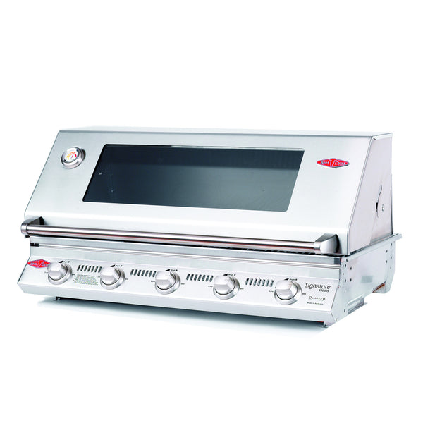 BeefEater Signature S3000S Plus 5 Burner Full Stainless Steel Build-in Gas Barbecue