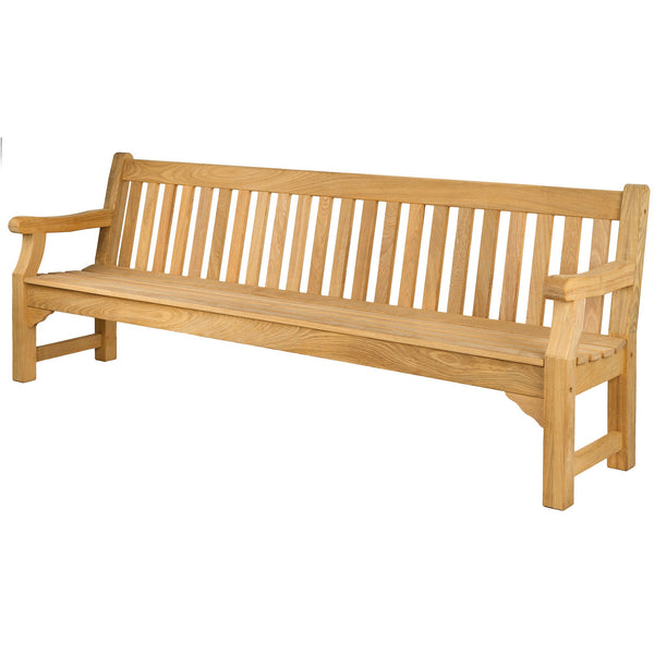Alexander Rose Roble Park Bench 8ft (2.4m)