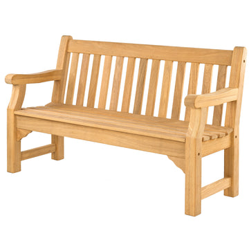 Alexander Rose Roble Park Bench 5ft (1.5m)
