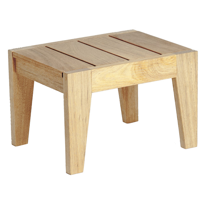 Alexander Rose Roble Sunbed Side Table 45cm x 35cm