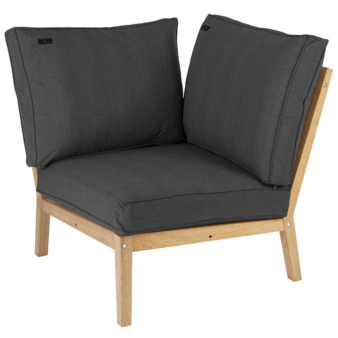 Alexander Rose Roble Lounge Corner Module with Cushions (FSC 100%)