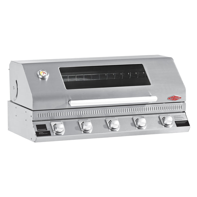 BeefEater Discovery 1100S Series 5 Burner Build-in Gas Barbecue