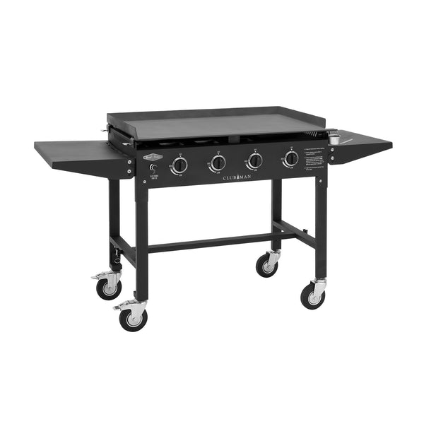 BeefEater Clubman Portable 4 Burner Gas Barbecue