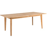 Alexander Rose Roble Extending Table - 1.1m x 2m