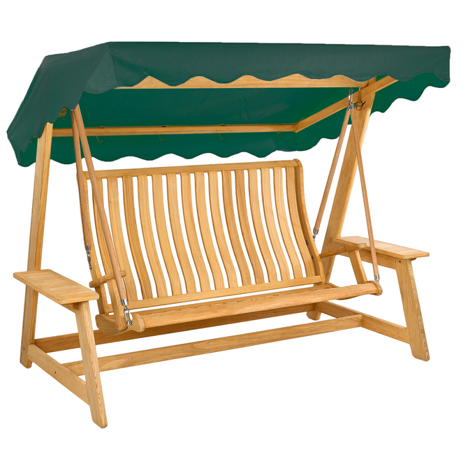 Alexander Rose Roble Swing Seat - Green