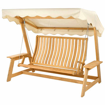 Alexander Rose Roble Swing Seat - Ecru