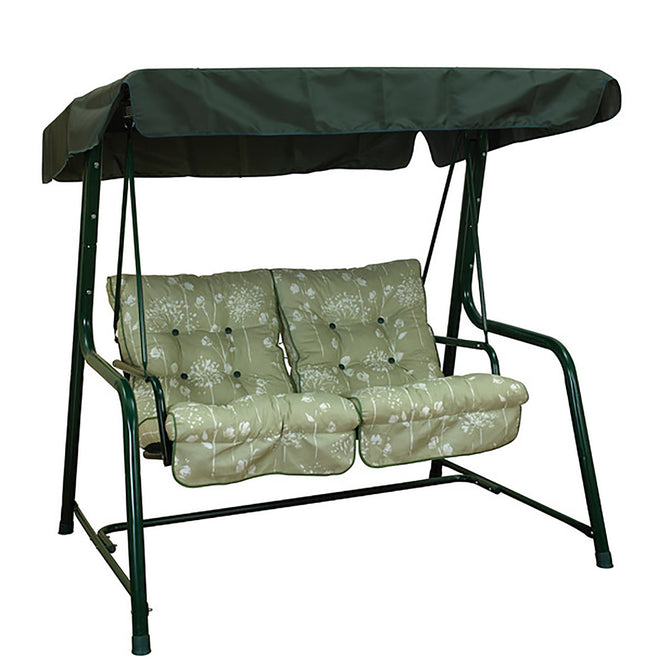 Bracken Outdoors Renaissance Sage Vienna 2 Seat Swingseat