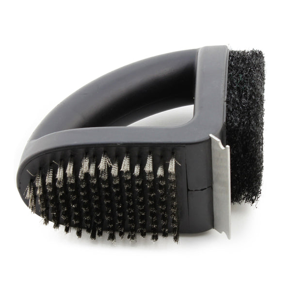 Outback 3 in 1 Barbecue Cleaning Brush