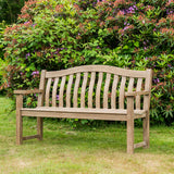 Alexander Rose Sherwood Turnberry Wooden Bench 5ft (1.5m)