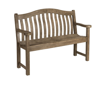 Alexander Rose Sherwood Outdoor Turnberry Bench 4ft