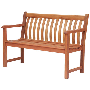 Alexander Rose Cornis FSC Broadfield Wooden Bench 4ft (1.2m)