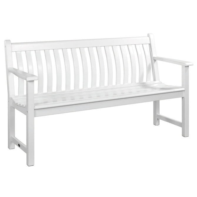 Alexander Rose New England Broadfield Wooden Bench 5ft (1.5m)