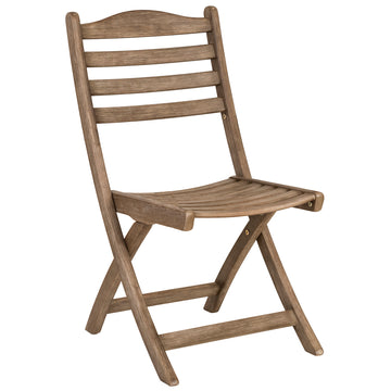 Alexander Rose Sherwood Folding Sidechair