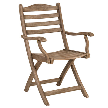 Alexander Rose Sherwood Folding Carver Chair