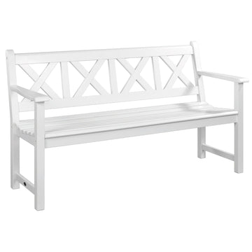 Alexander Rose New England Drachmann Wooden Bench 5ft (1.5m)