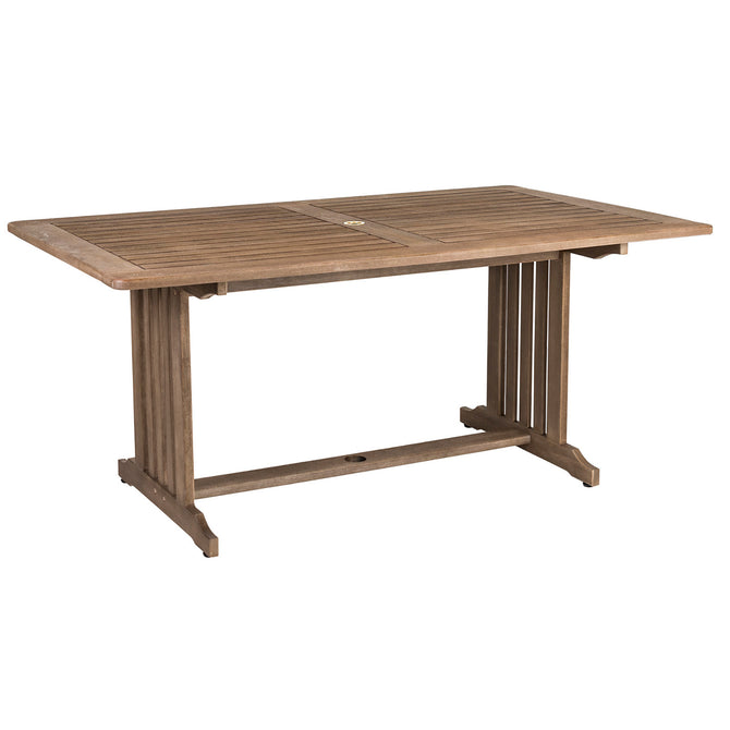 Alexander Rose Sherwood Rectangular Table 1.65m x 1m