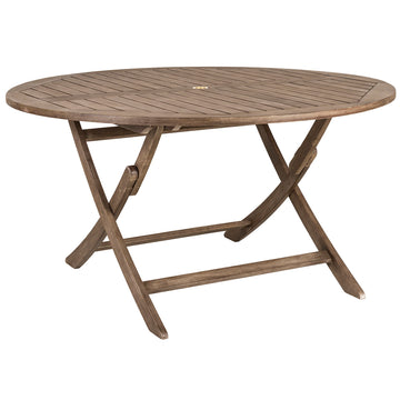 Alexander Rose Sherwood Round Folding Table 1.4m