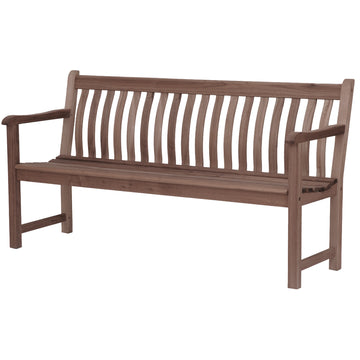 Alexander Rose Sherwood Broadfield Wooden Bench 6ft (1.8m)