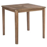 Alexander Rose Sherwood Square Table 0.8m