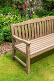 Alexander Rose Sherwood Cuckfield 4ft (1.2m) Garden Bench