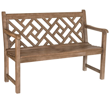 Alexander Rose Sherwood Chorus 4ft (1.2m) Garden Bench