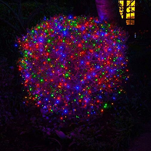 Noma 50, 100, 200, 300, 400, 500, 600 Fit & Forget Battery Operated Multi Colour Multi Function String Lights
