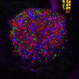50, 100, 200, 300, 400, 500, 600 Fit & Forget Battery Operated Multi Colour Multi Function String Lights