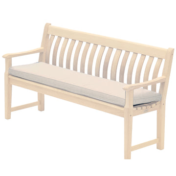 Alexander Rose Olefin 5ft (1.5m) Bench Cushion Oatmeal