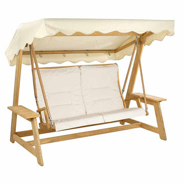 Alexander Rose Olefin Swing Seat Cushion - Oatmeal
