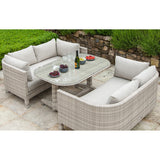 Alexander Rose Ocean Pearl Sunset Lounge Set