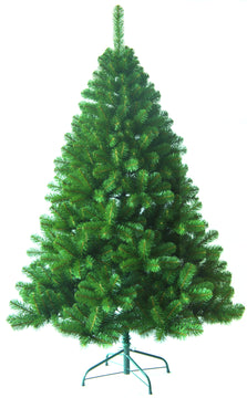 Artificial 7ft Christmas Tree Green Penrith Pine by Noma