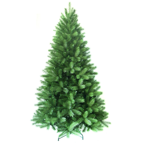 Noma Balmoral Scotch Pine Christmas Tree with PE & PVC Tips and Metal Stand