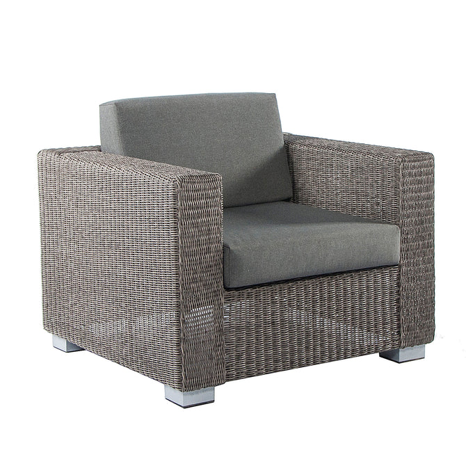 Alexander Rose Monte Carlo Lounge Chair with Cushion