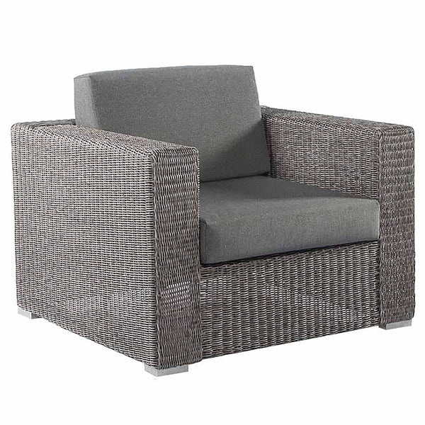 Alexander Rose Monte Carlo Lounge Sofa Set With Ottoman