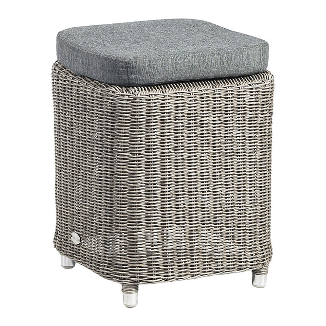 Alexander Rose Monte Carlo Dining Stool with Cushion
