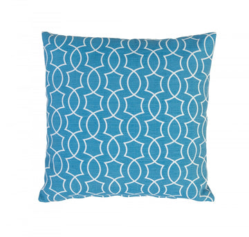 Alexander Rose Dalia Blue Scatter Cushion