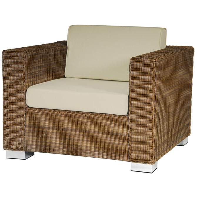 Alexander Rose San Marino Lounge Armchair with Cushions