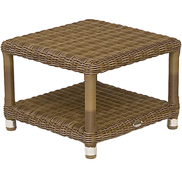 Alexander Rose San Marino Sunbed Table 40cm x 40cm